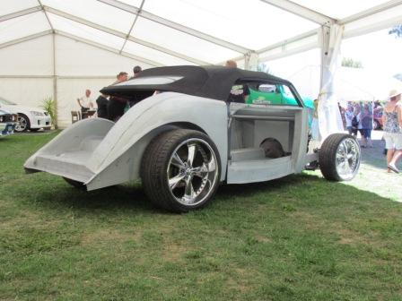 <span>Big Shed Customs 2013 Roadster</span></p>